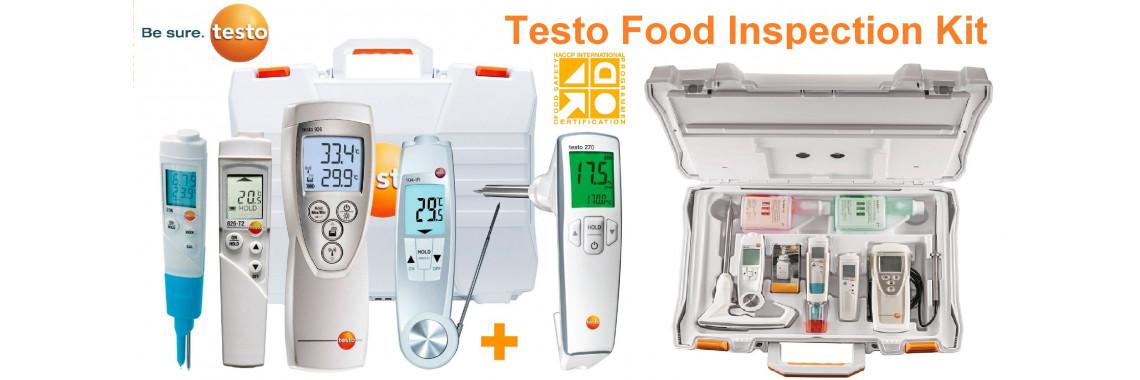 Testo Food Testing Kit