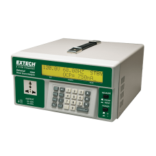 Extech 380820 Universal AC Power Source & AC Power Analyzer