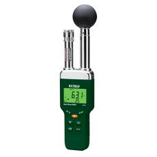 Extech HT200 Heat Stress WBGT (Wet Bulb Globe Temperature) Meter