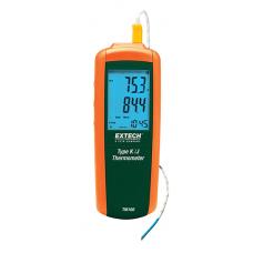 Extech TM100 Type K/J Single Input Thermometer