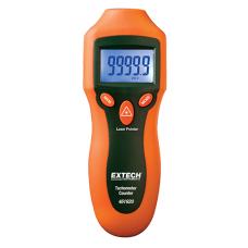 Extech 461920  Mini Laser Photo Tachometer Counter