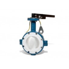 Mobile Seal Butterfly Valves for road tanker vehicles, railway cars, silos, and other transportation and storage containers.