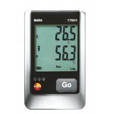 testo 176 H1 - Temperature and humidity data logger