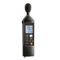 testo 815 Sound Level Meter Noise Meter