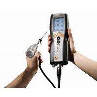 Testo 340 Industrial Emission / Flue Gas Analyzer TUV Certified upto 4 Sensors