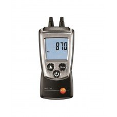 testo 510 Differential Pressure Meter Low Range