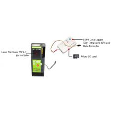 Portable Laser Methane Gas Detector